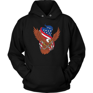 Proud Tow Operator American Eagle Shirt