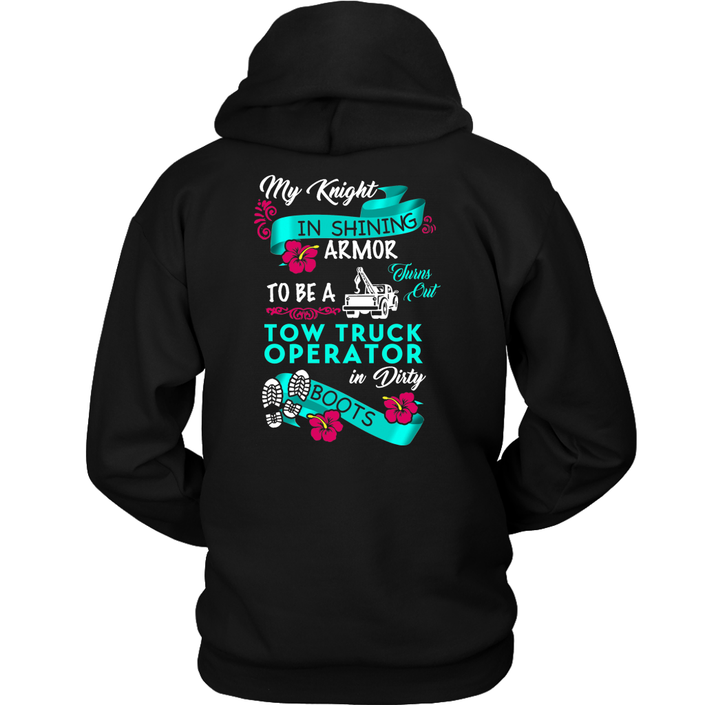 My Knight In Shining Armor Hoodie
