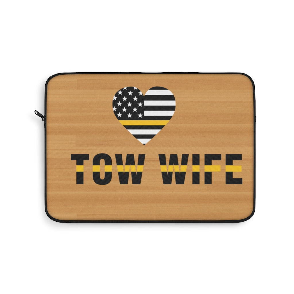 Tow Wife Laptop Sleeve