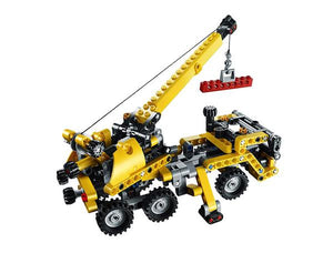 Mini Mobile Crane Technic