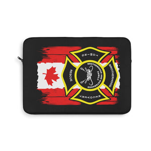Tow Operator Canadian Laptop Sleeve