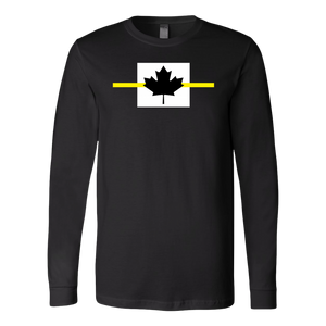 Thin Yellow Line Canadian Shirt