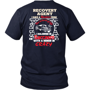 Recovery Agent Shirt