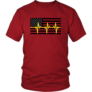 Thin Yellow Line Towing Shirt