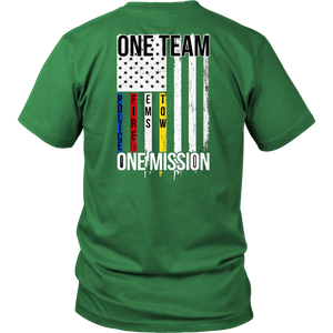 One Team One Mission - SDMO
