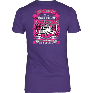 Proud Tow Wife T-shirt