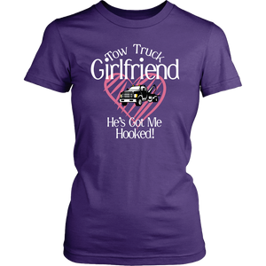 Proud Tow Girlfriend Shirt