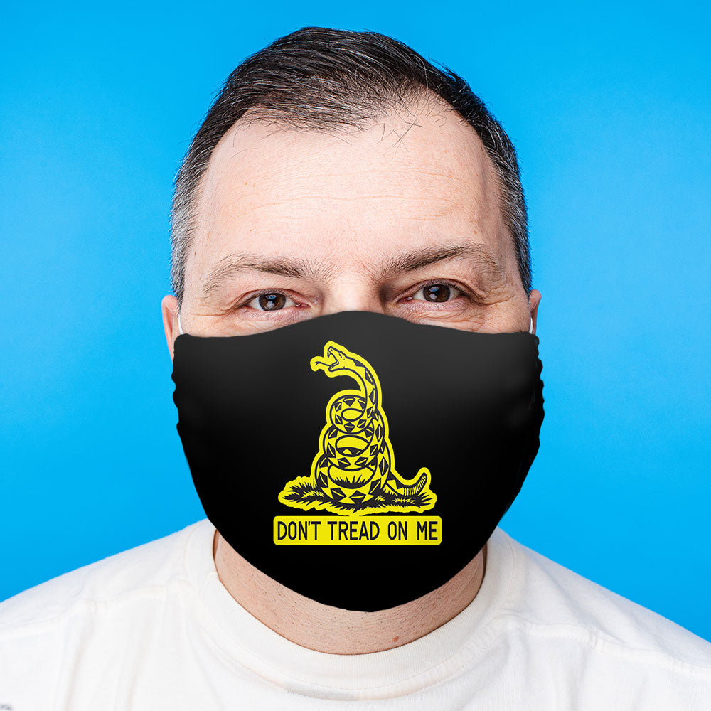 DON'T SNEEZE ON ME FACE MASK (UNISEX)