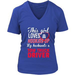 This Girl Loves Her Tow Truck Driver