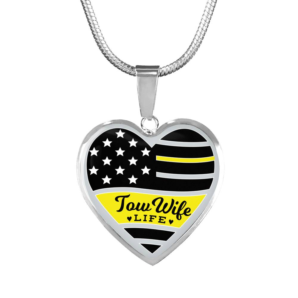 Tow Wife Luxury Necklace