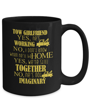 Tow Girlfriend's Mug