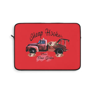 Hooker Laptop Sleeve