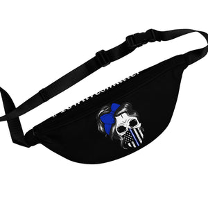 Thin Blue Line Fanny Pack