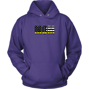 Thin Yellow Line Mom Shirt