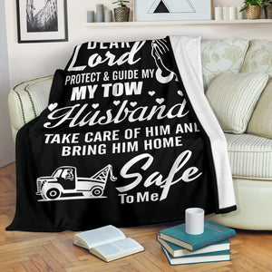 Tow Wife Prayer Blanket