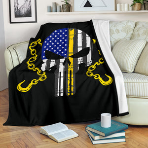 Tow lives matter Blanket