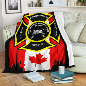Canadian Towing Blanket
