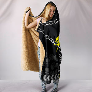 SDMO Hooded Blanket