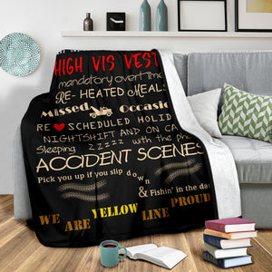 Tow Family Blanket