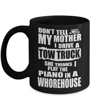 Funny Towing Mug