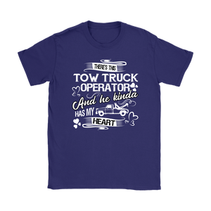 Proud Tow Wife Shirt