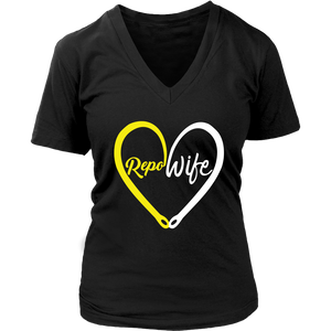 Proud Repo Wife Shirt