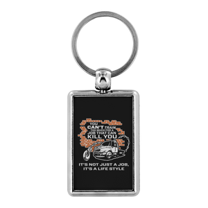 Towing Keychain