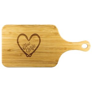 Tow Wife Wood Cutting Board
