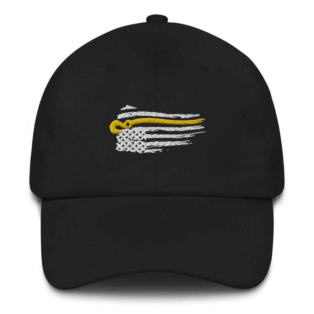 Proud Tow Truck Operator Dad hat