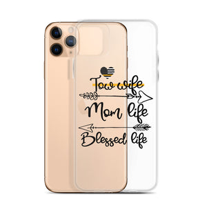 To Wife iPhone Case