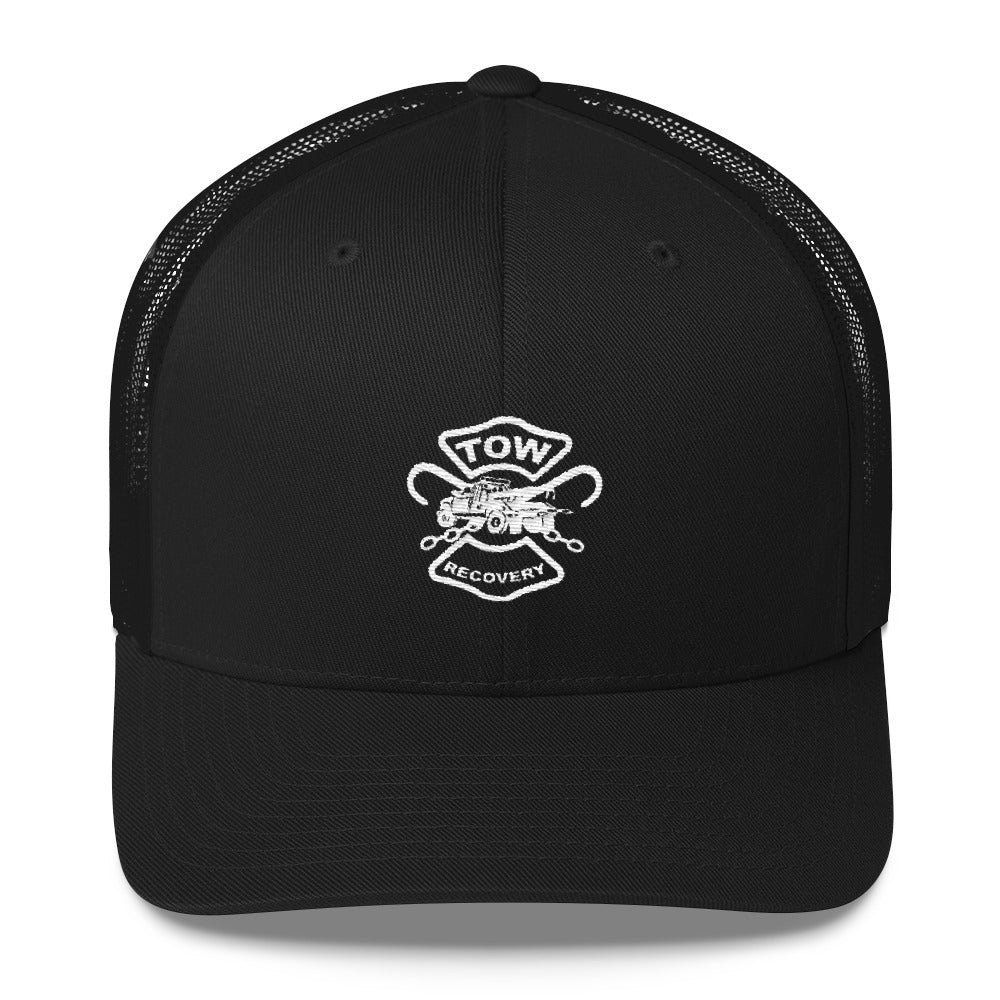Tow Recovery Trucker Cap