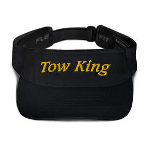 Proud Tow King Visor Hat (FlexFit)