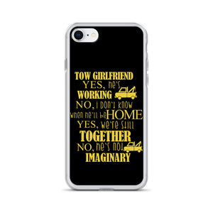 Tow Girlfriend iPhone Case