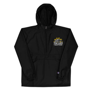 Towlivesmatter Embroidered Jacket