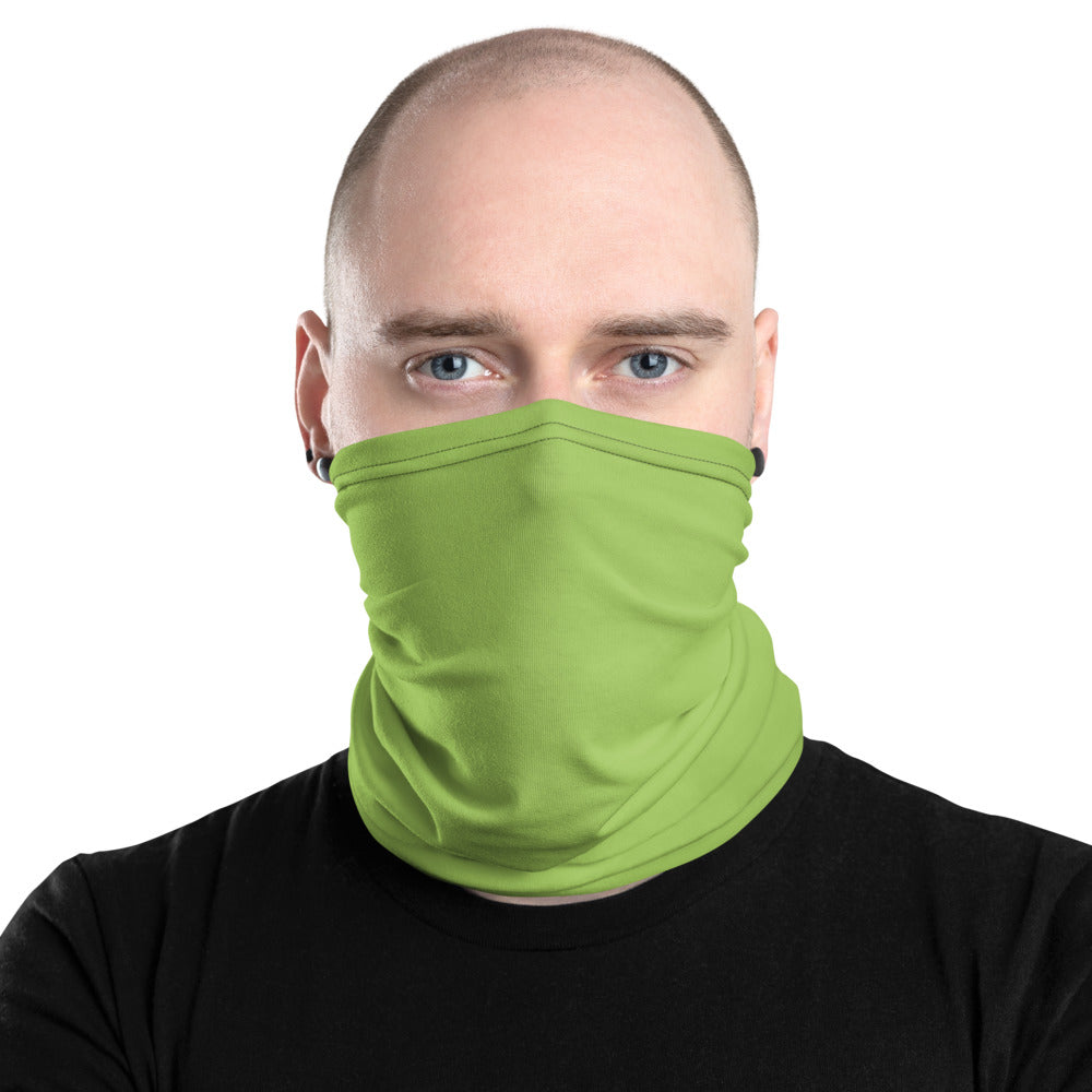 Green Neck Gaiter - Premium Quality
