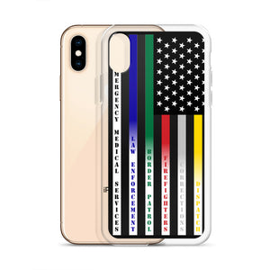 All Lives Matter iPhone Case
