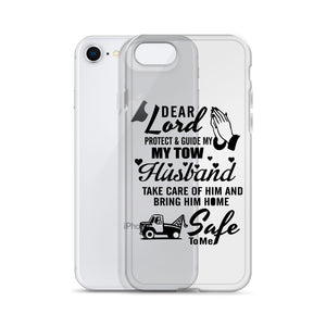 Tow Husband iPhone Case