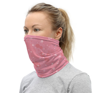 Pink Space Neck Gaiter - Premium Quality
