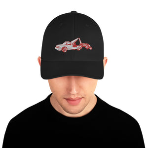 I make Car Disappear, What's your superpower Structured Twill Cap