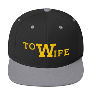 Proud Tow Wife Snapback Hat