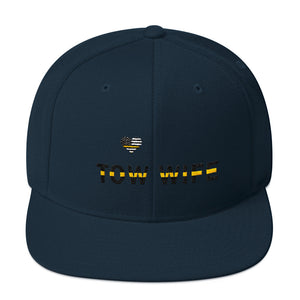 Tow Wife Snapback Hat