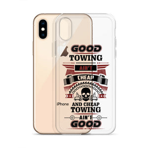 Good Towing iPhone Case