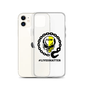 Towlivesmatter iPhone Case