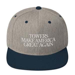 Towers Make America Great Again Hat