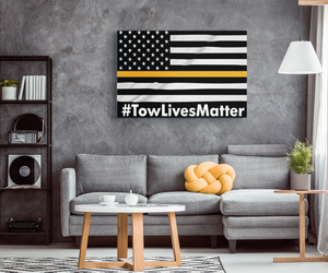 Towlivesmatter Canvas