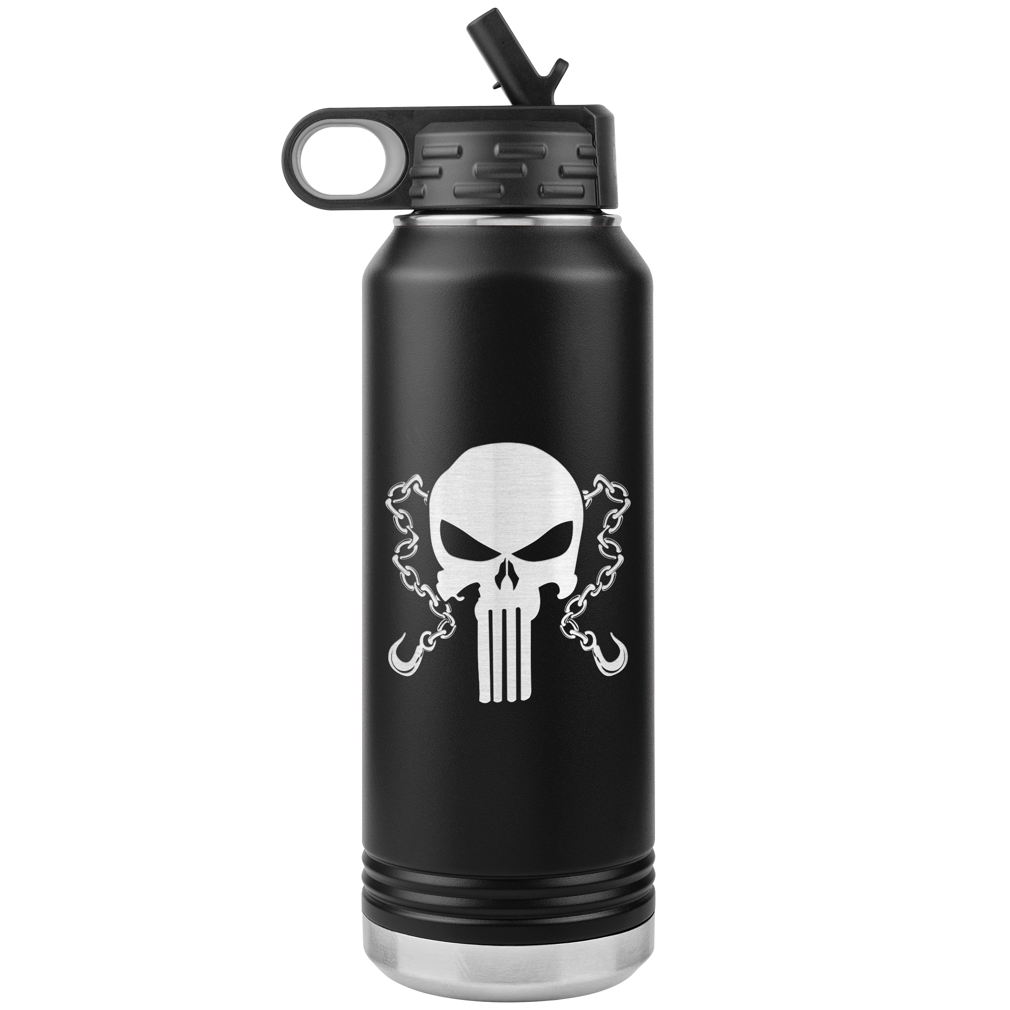Towing 32 oz Water Bottle Tumbler
