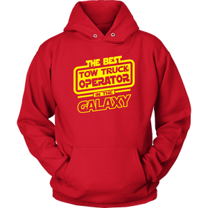The Best Tow Truck Operator In The Galaxy Shirt