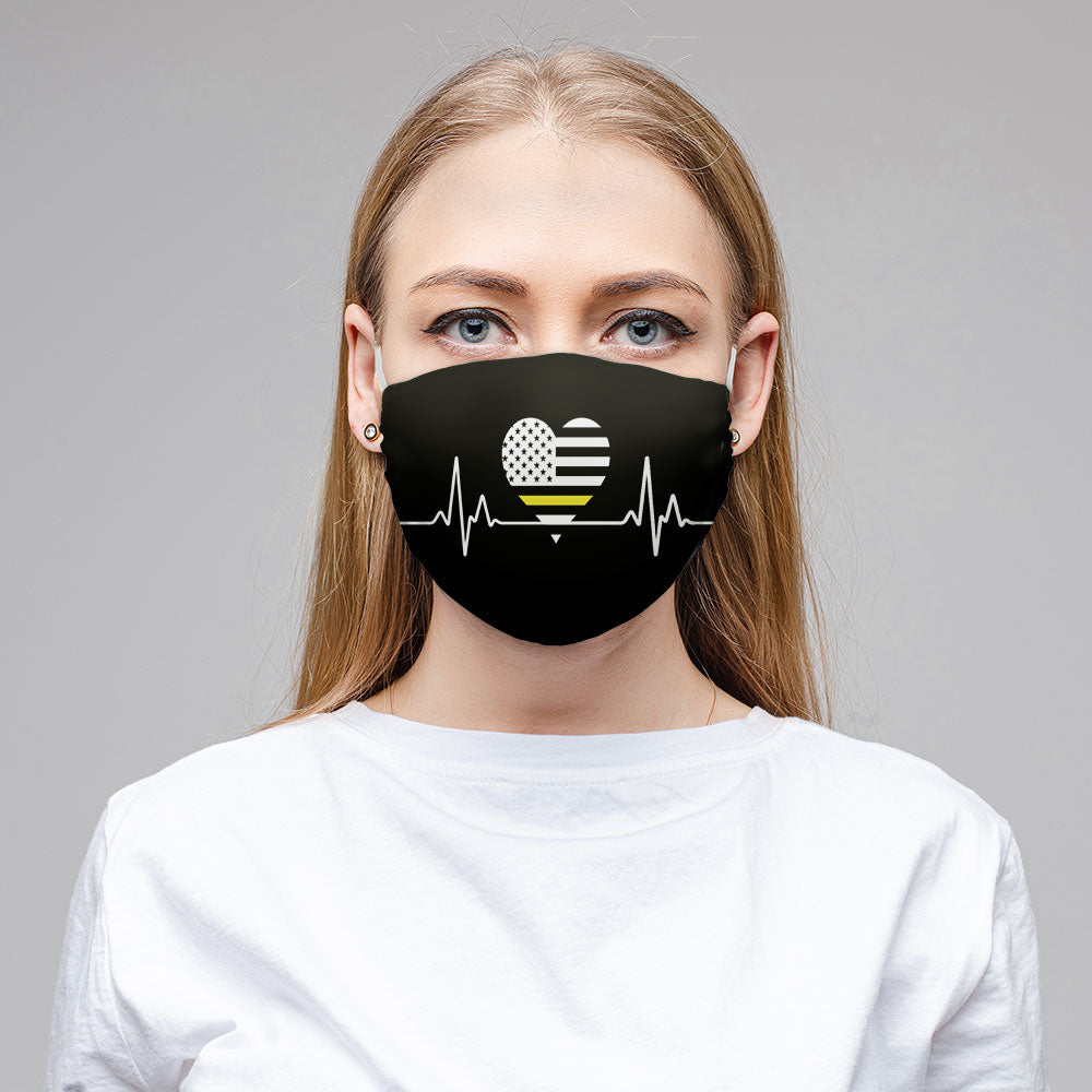 Proud Tow Wife Face Mask
