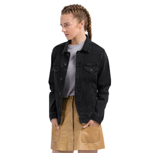 Tow Wife Life Unisex Denim Jacket