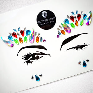 FACE JEWEL FJ-003 by Glitterhood.com